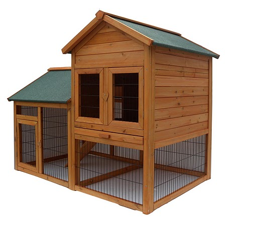 Out Of Stock X Large Large Chicken Coop Rabbit Hutch Cage